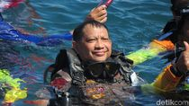 Cerita Kapolri Tito Karnavian Jatuh Cinta dengan Diving