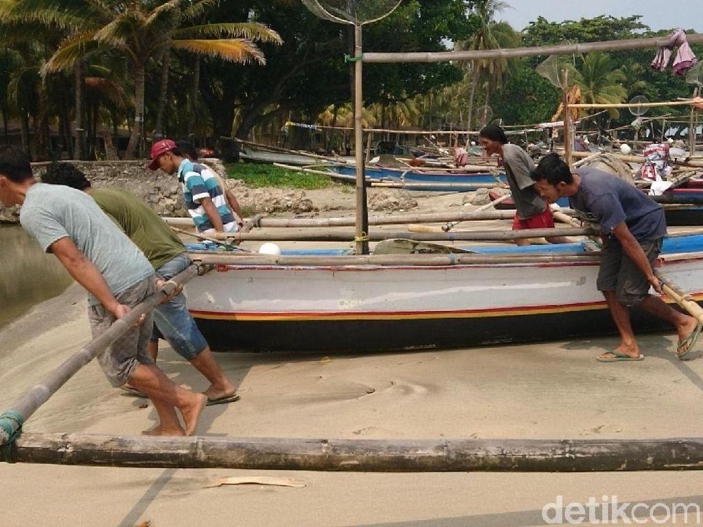 Cerita Nelayan Anyer yang Siap Melaut saat Gempa M 6,9 Mengguncang