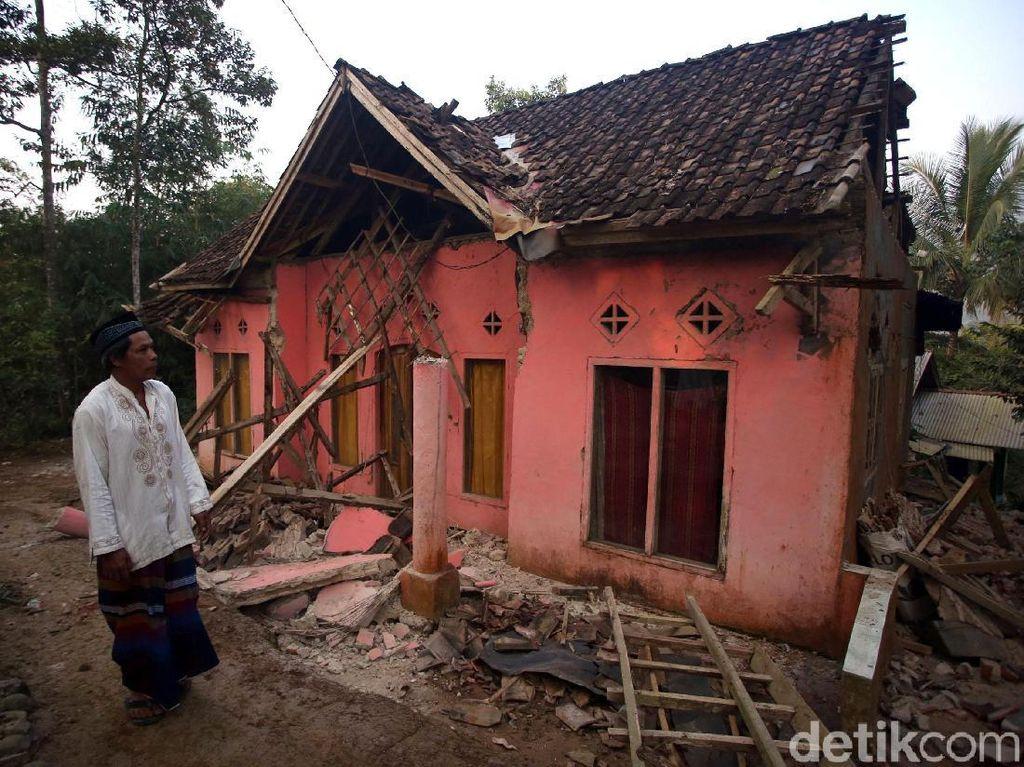 BMKG Catat 673 Gempa Selama Agustus, 3 Timbulkan Kerusakan