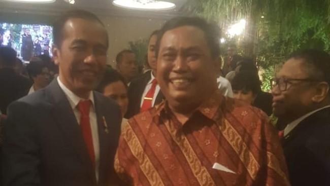Poyuono Akui Gerindra Minta Jatah 3 Menteri ke Jokowi