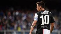 Gol Spektakuler Dybala Tundukkan Atletico Madrid