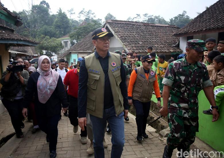 BNPB: 200 Bangunan Rusak Akibat Gempa Banten, 2 Orang Tewas