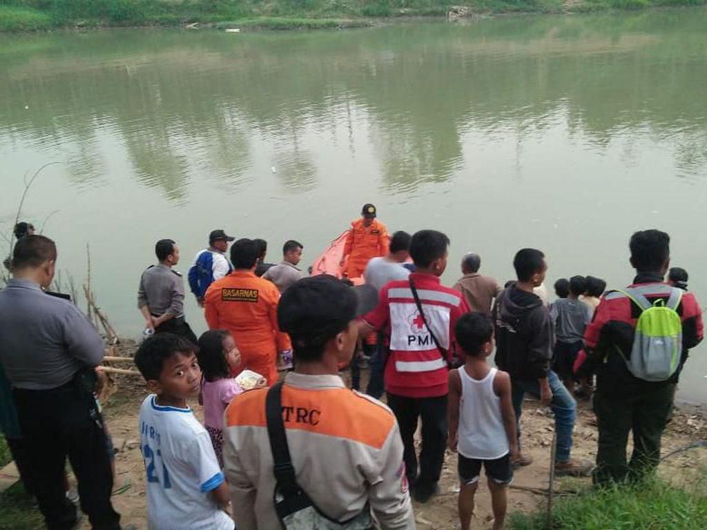 Bocah Perempuan di Serang Tenggelam saat Bermain di Pinggir Sungai