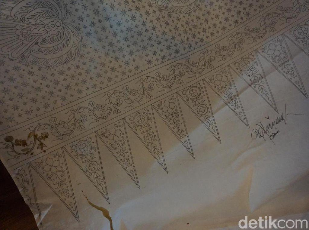 Mengenal Batik Garuda Nusantara yang Punya Misi Perdamaian Dunia