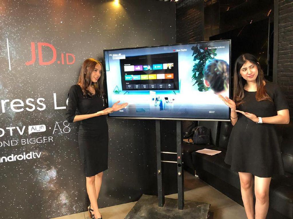 Melihat Smart TV Top 2 Global Dunia