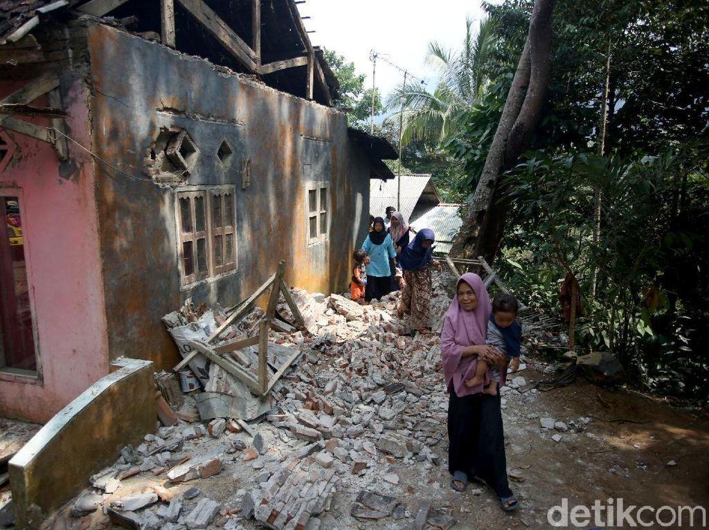 Fakta-fakta Terkini soal Gempa Banten