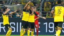 Hajar Bayern, Dortmund Juara Piala Super Jerman