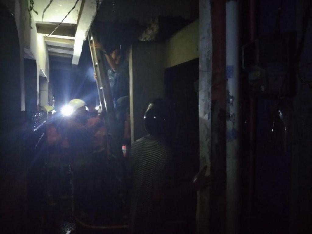 Kebakaran di Setiabudi Jaksel, Pemilik Rumah: Mungkin Karena Lilin