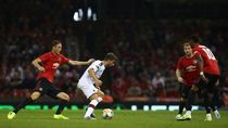 Anak Maldini Bikin Milan Kalah dari Man United