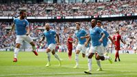 Babak I Community Shield: Sterling Bikin City Ungguli Liverpool 1-0