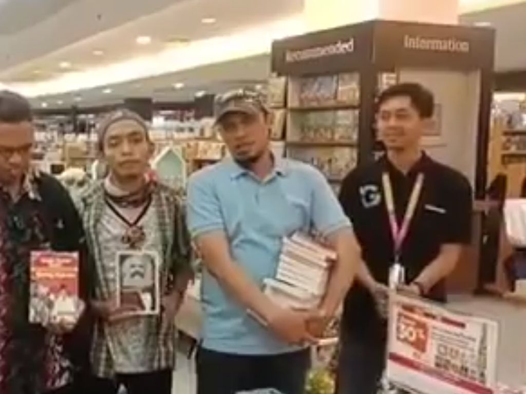 MIWF Kecam Penyisiran Buku Franz Magnis oleh BMI di Makassar