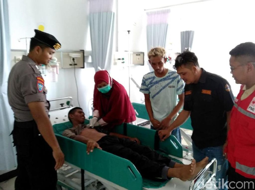 Kesaksian Korban Selamat Kecelakaan KM Pieces di Selat Makassar