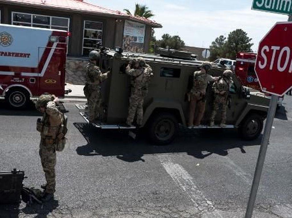 Gubernur Texas: 20 Tewas dan Puluhan Terluka dalam Penembakan El Paso
