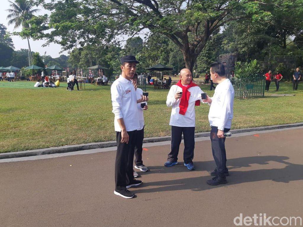 Undang Anies hingga Khofifah di Family Gathering, Ini Penjelasan Jokowi