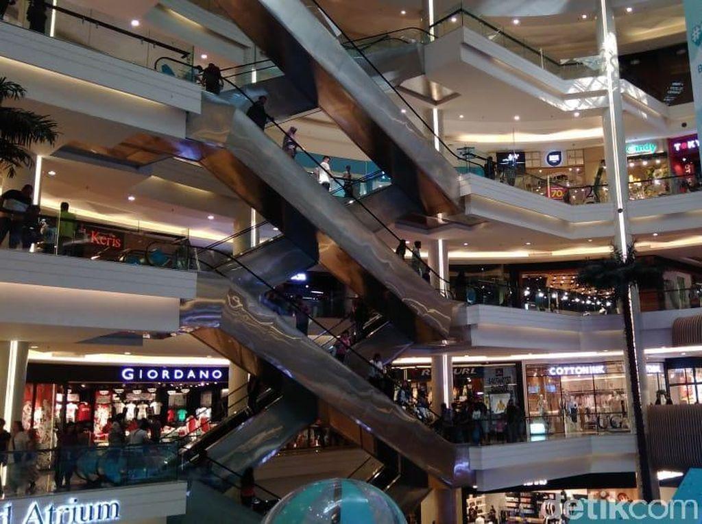 Masyarakat ke Mal Saat Listrik Padam, Pengusaha: Bukan Belanja