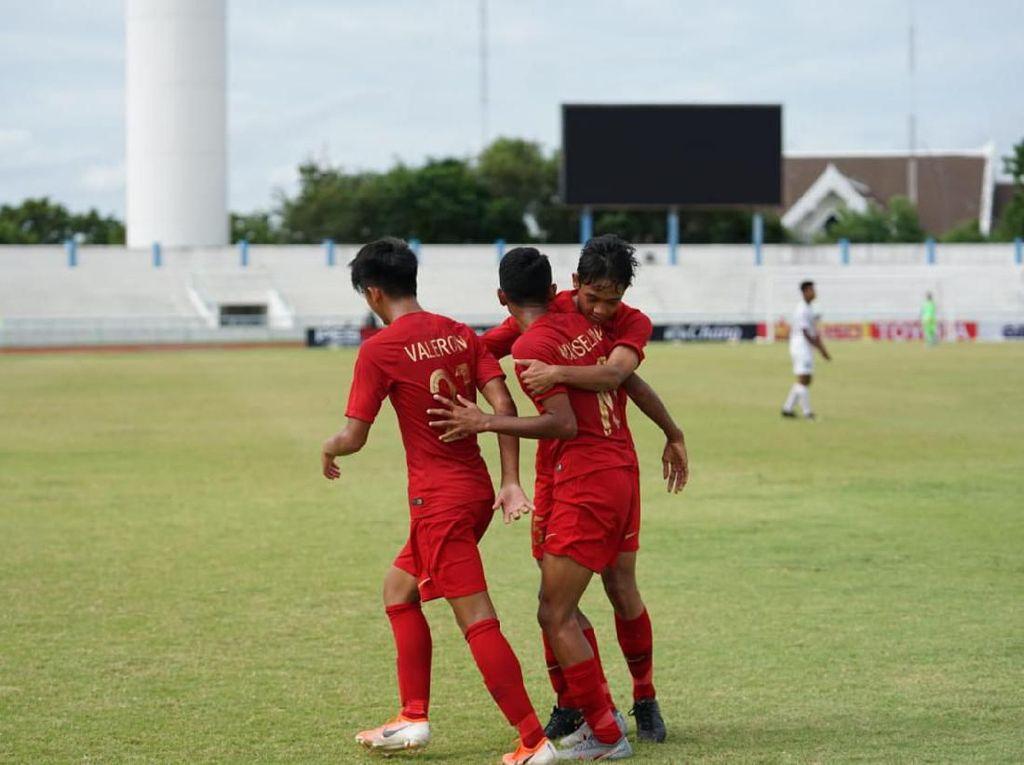 Indonesia Finis Ketiga di Piala AFF U-15, Bima Sakti: Syukuri Hasil Ini