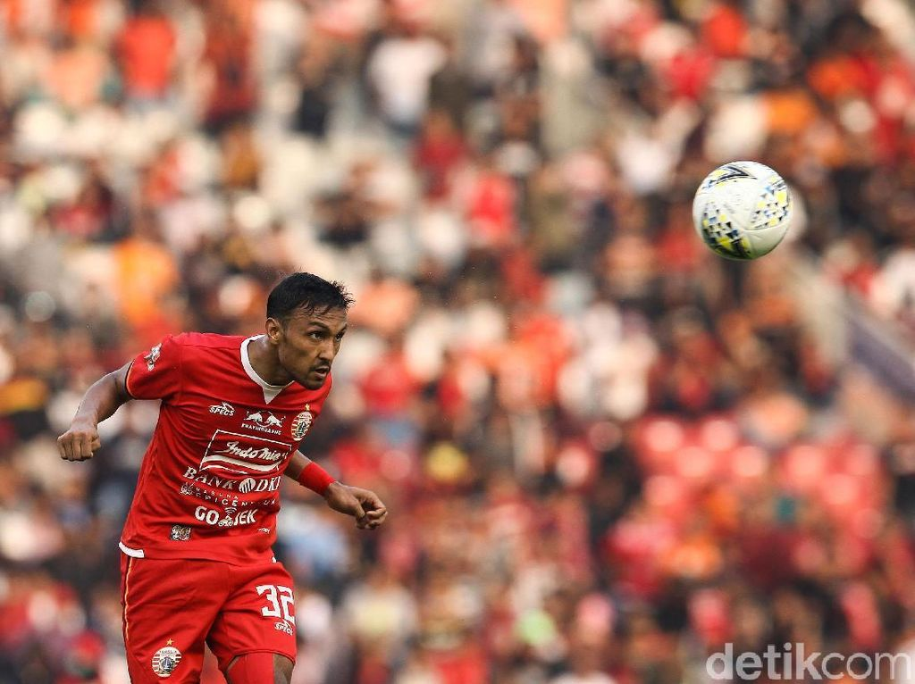 FIFA Angkat Perjalanan Karier Pemain Persija Jakarta Ini