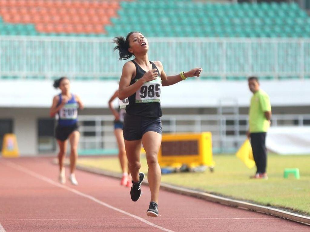 Pretty Sihite Raih Emas 5.000 Meter Kejurnas Atletik, Triyaningsih Ketiga