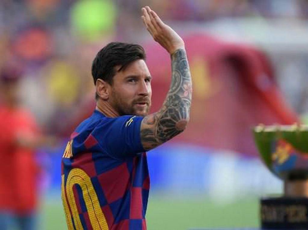 Ketika Lionel Messi Jadi Che Guevara-nya Barcelona