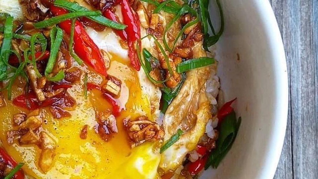 Ini Buktinya Nasi dan Telur Bisa Jadi Sarapan Enak