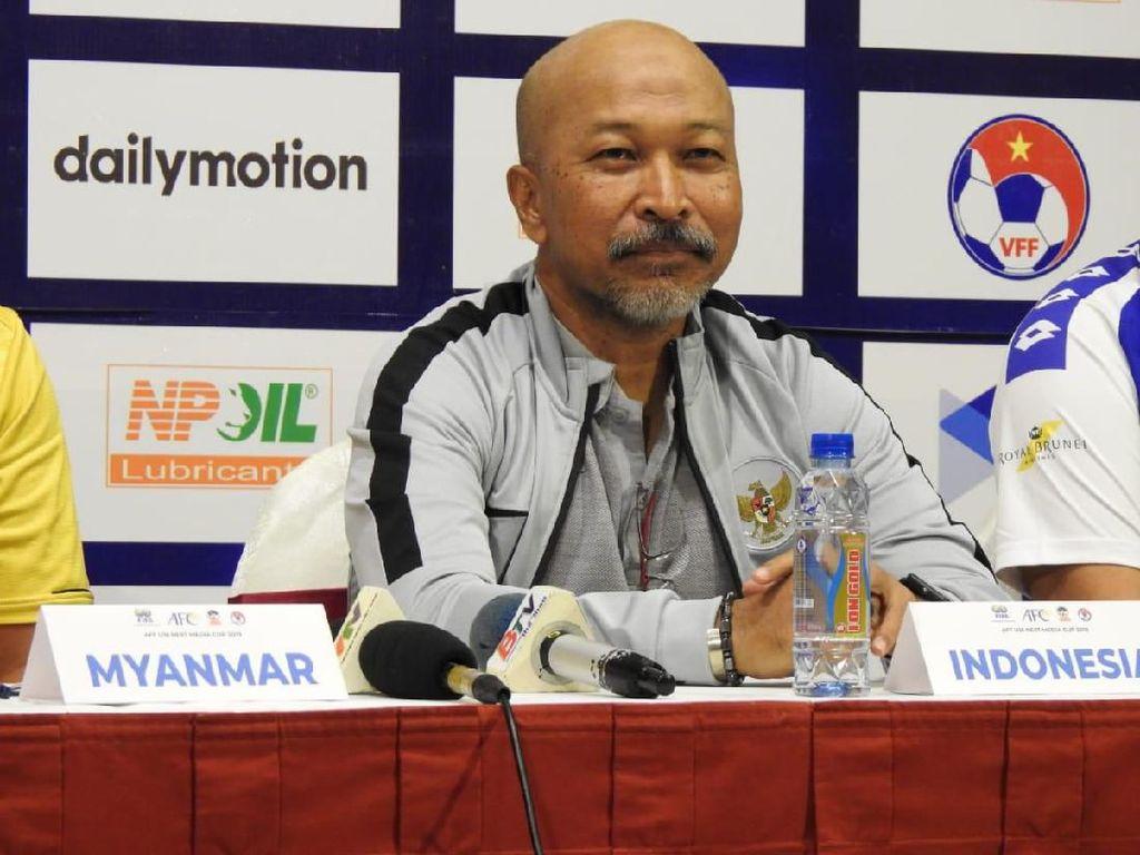 Antusiasme Tinggi Skuat Indonesia Tatap Piala AFF U-18