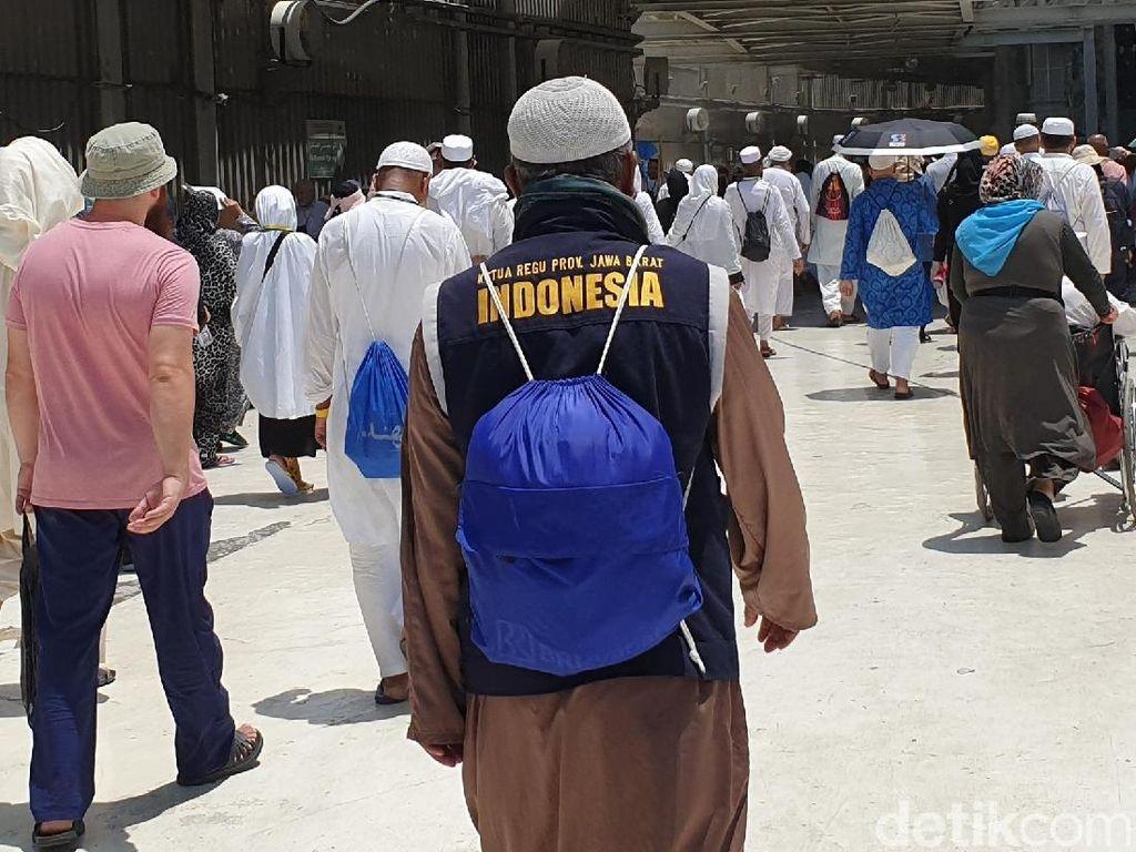 Blusukan ke Pemondokan Jemaah Haji Indonesia