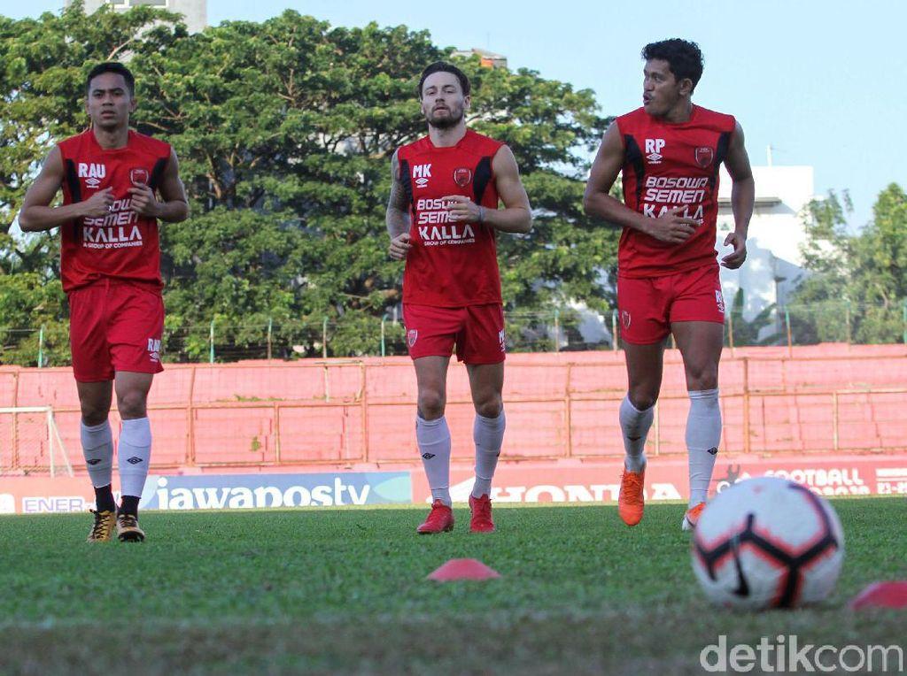 Incar Juara, PSM Makassar Maksimalkan Jajal Lapangan di Markas Sendiri