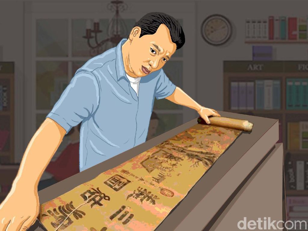 Lebih Tionghoa dari Orang Tionghoa