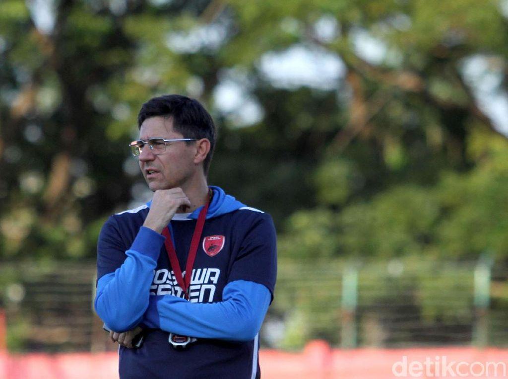 PSM Makassar Buru Kemenangan Tandang Pertama