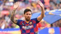 Lionel Messi Absen di Pekan Perdana LaLiga