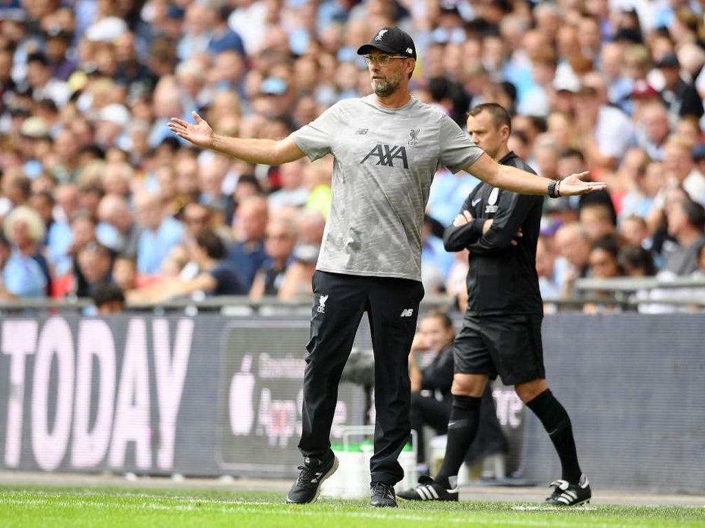 Gagal Raih Community Shield, Liverpool Cuma Kalah Beruntung