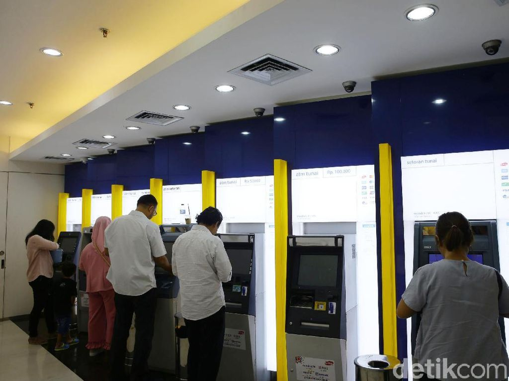Bank Pastikan Layanan Kantor dan ATM Aman Pasca Mati Listrik