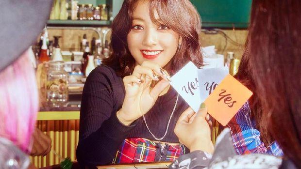 Kang Daniel dan Jihyo TWICE Dikabarkan Berkencan