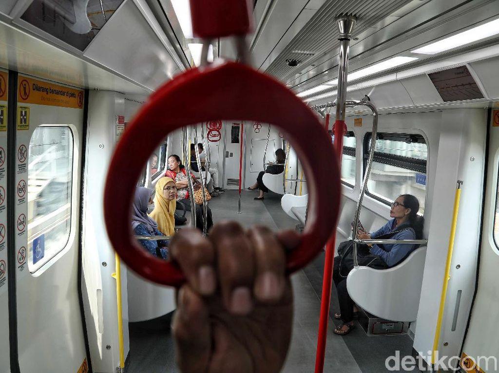 LRT Jakarta Kembali Beroperasi Pasca Mati Listrik