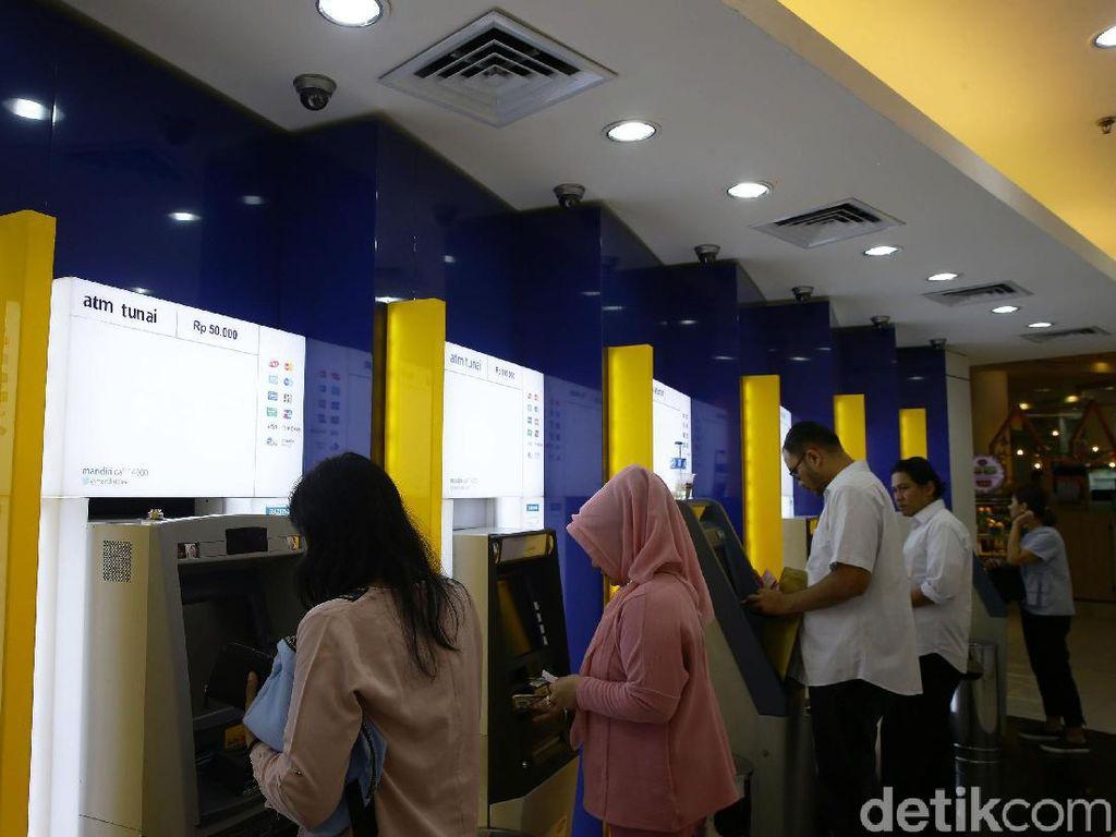 Pasca Listrik Padam, Layanan ATM Kembali Normal
