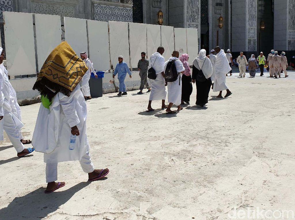 Kelelahan, Jemaah Haji Asal Jambi Meninggal di Mekah