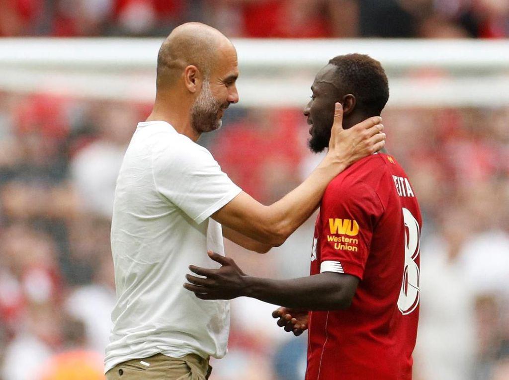 Guardiola: City dan Liverpool Sama-sama Tampil Hebat Kok