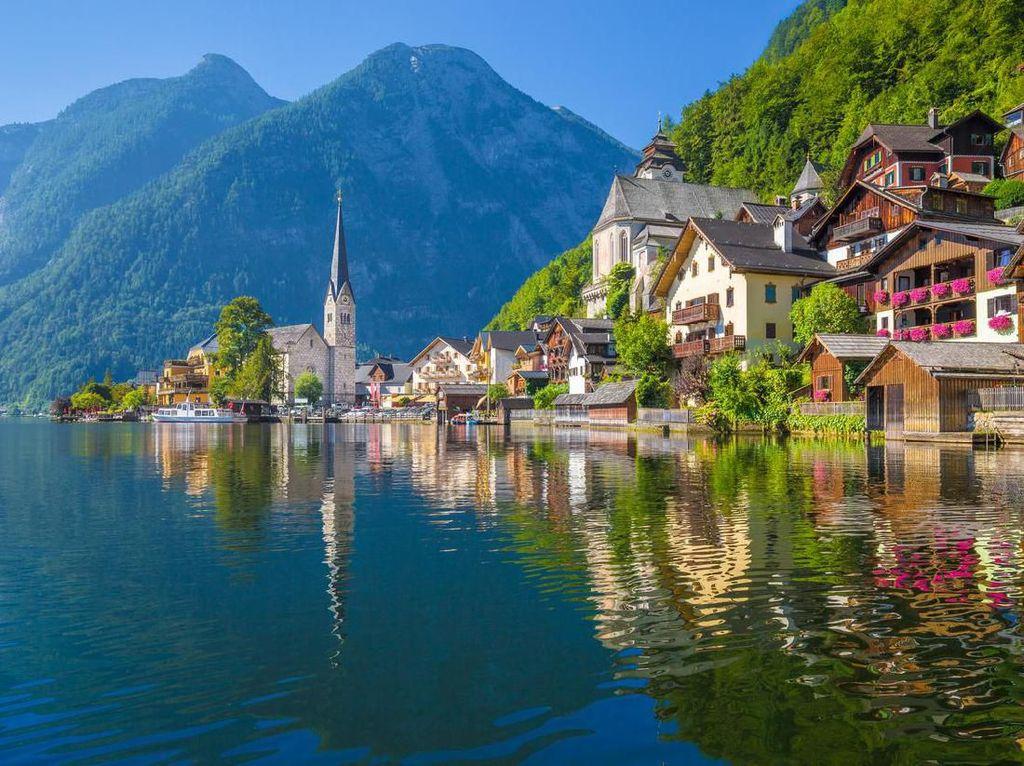Kisah Desa Paling Instagramable di Dunia Ingin Usir Turis
