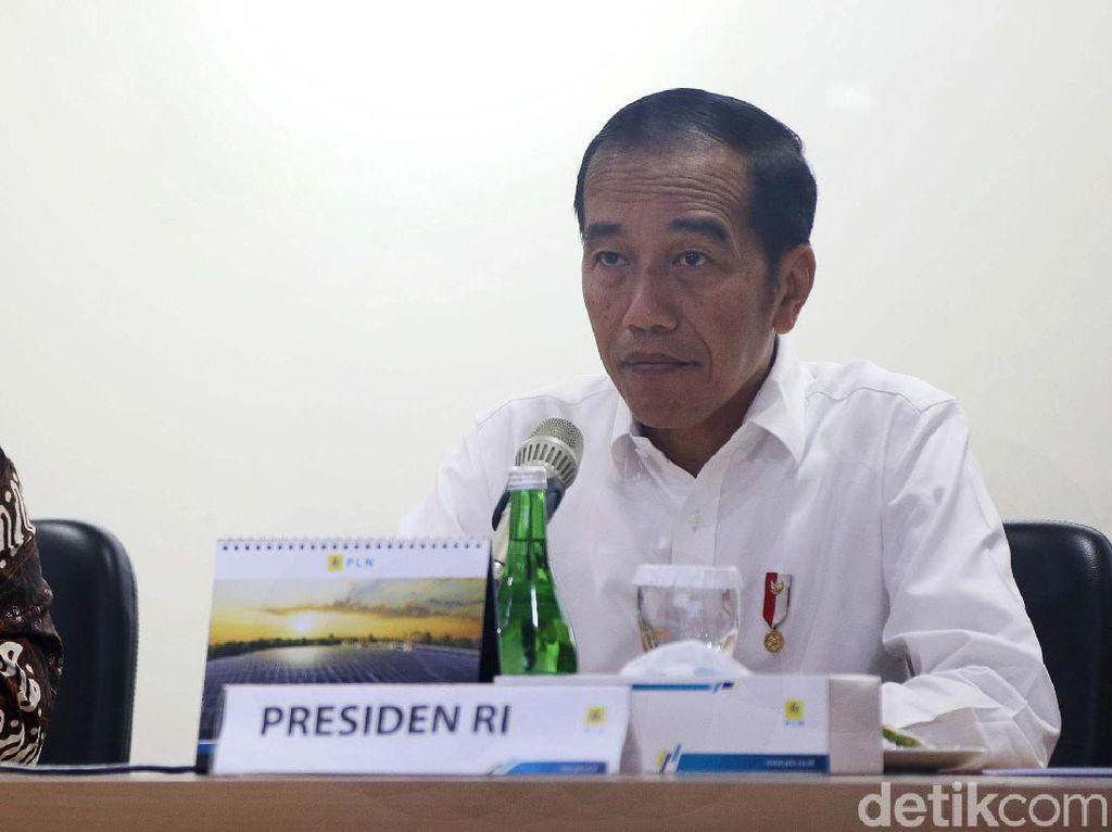 Marahnya Jokowi Gara-gara PLN Nggak Bisa Kerja Cepat