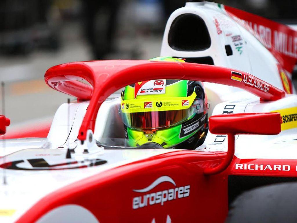 Mick Schumacher Berjaya di F2 Hongaria, Prema Akhirnya Menang Juga