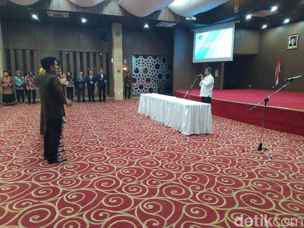 Dipimpin Agung Suprio, Ini Struktur Pengurus KPI Periode 2019-2022