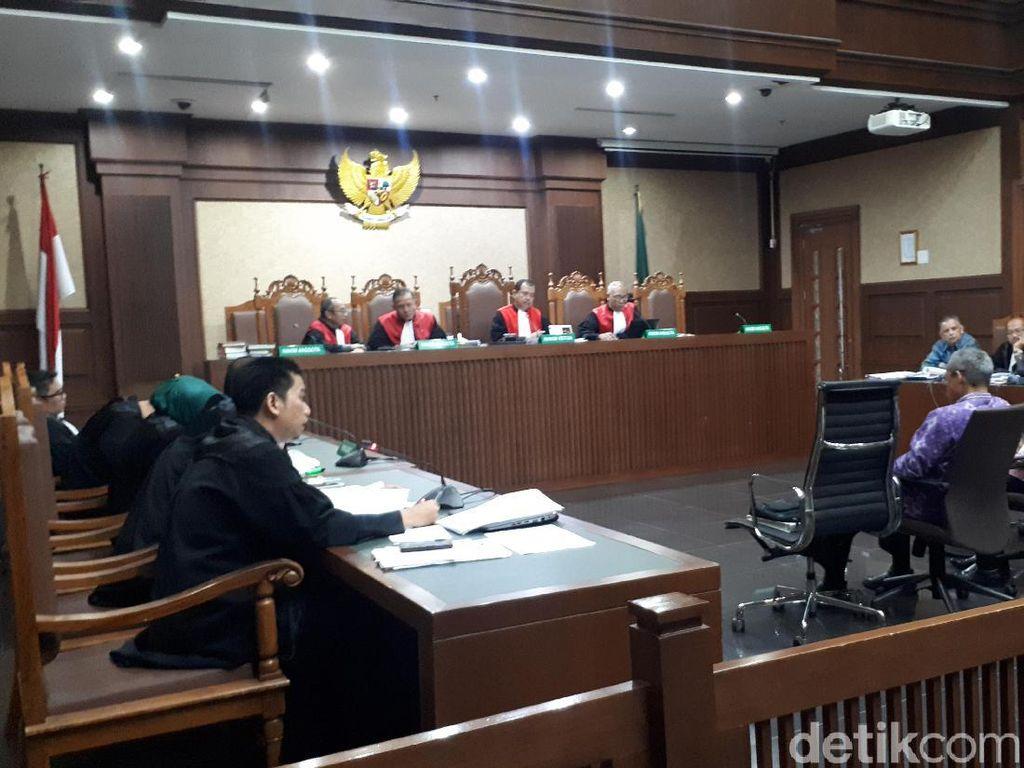 Pejabat PLN Heran Ada Anggota DPR Ikut Rapat Bahas PLTU Riau-1