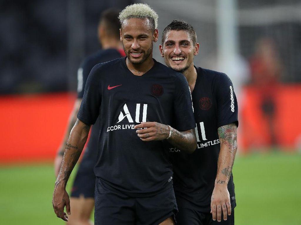 Lyon: Pertahankanlah Neymar Sebisa Mungkin, PSG!