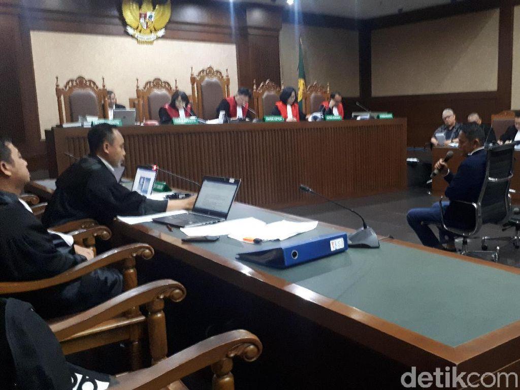 Terungkap Surat Permintaan Amankan Terdakwa Kasus Bakamla di KPK