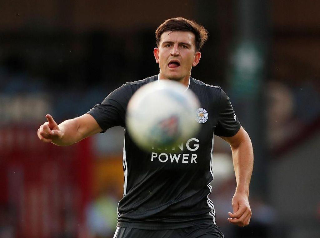 Pep: Maguire Datang, MU Masuk Kandidat Juara Liga Inggris