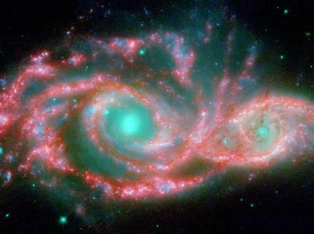 Deretan Galaksi di Alam Semesta yang Memukau Mata
