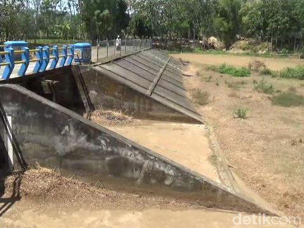 7 Embung di Kabupaten Probolinggo Kering, Warga Kesulitan Air Bersih