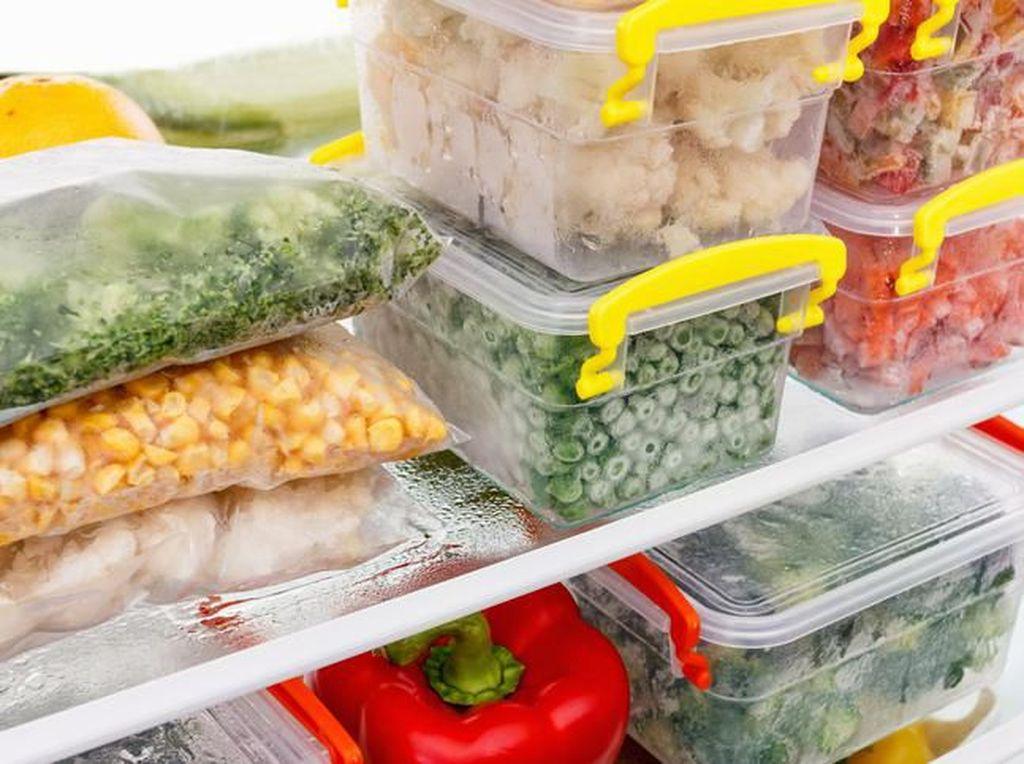 Ternyata 9 Bahan Makanan Ini Bisa Dibekukan Agar Tahan Lama