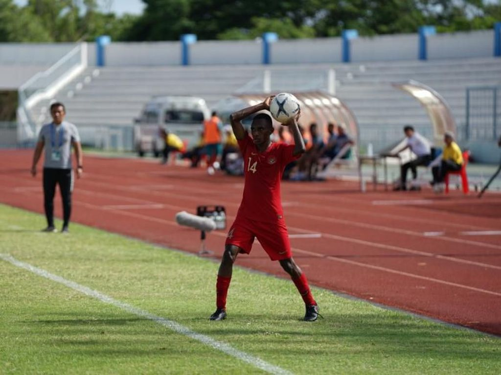 Piala AFF U-15: Alexandro Felix Kamuru, Bocah Sebatang Kara dari Sorong