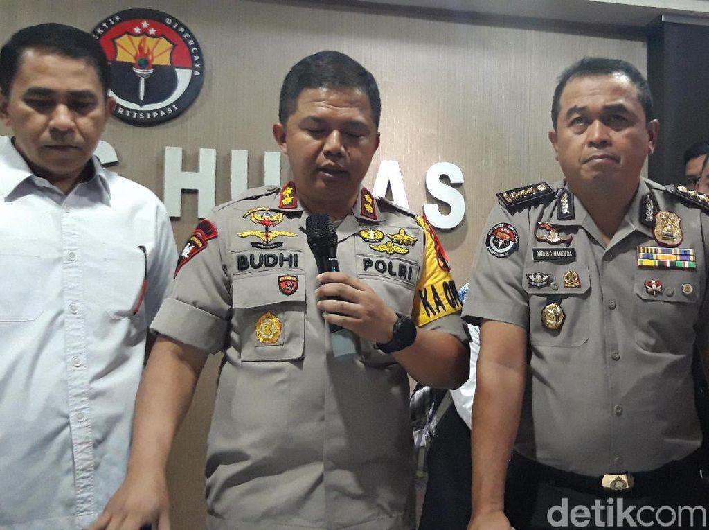 3 Oknum Polisi Bantu Penyelundupan 50 Kg Sabu Jaringan Sokobanah